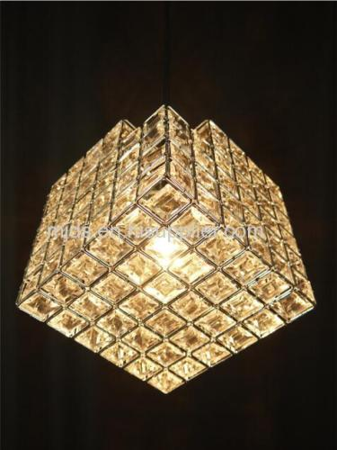 Square Non Electric Pendant (6 Square *6 Square)