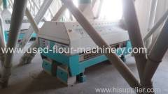 Used Buhler Flour Milling Machines Buhler MDDK Rollermills Rollstands