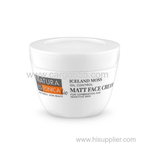 Natura Estonica Iceland Moss Matt Face Cream