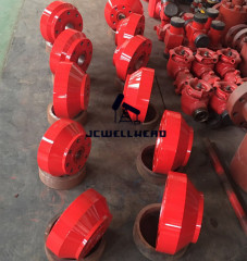 Wellhead Double Studded Adapter Flange API 6A