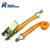 25mm Ratchet Tie Down Strap with Double J Hook