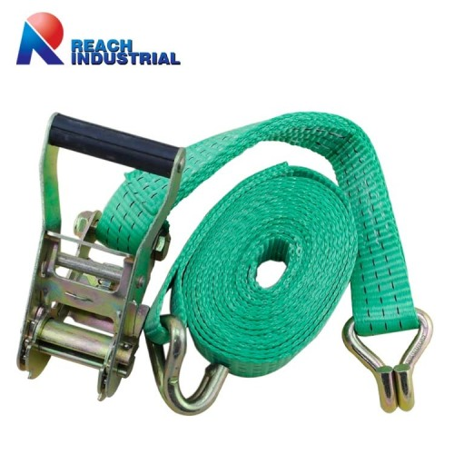 1.5 Inch Lashing Strap with Plastic Handle