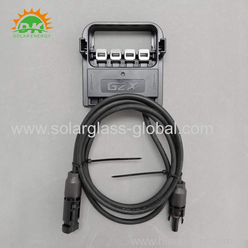 TUV IP67 Waterproof Wholesale Price PV Solar Junction Box