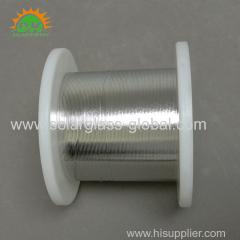 Pre-cut Solar Busbar Wire / Solar PV Ribbons (size 5*0.2mm 5 * 0.25mm)