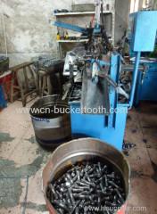 Komatsu PC300 Model Bucket Spare Parts Tooth-Pin