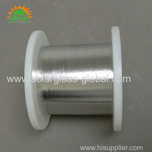 Solar Panel Raw Materials PV ribbons bus bar solar panel tabbing wire