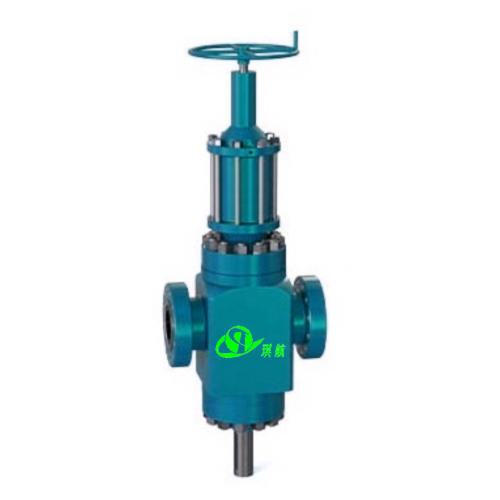 API-6A Hydraulic Frac Gate Valve for Frac Tree & Hydraulic Fracturing
