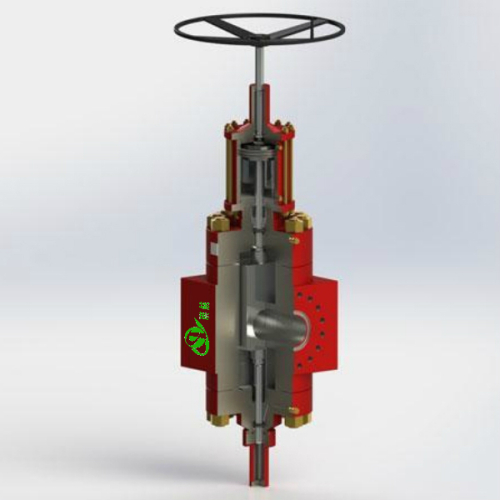 Hydraulic Frac Gate Valve for Frac Tree & Hydraulic Fracturing