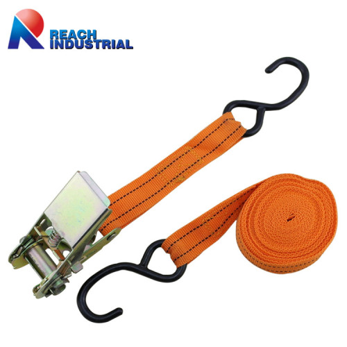 "1"" Cargo Ratchet Strap Belt"
