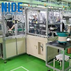 Fully auto motor armature rotor manafacturing production assembly line