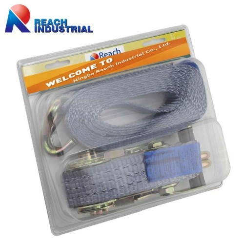 "1.5"" Blister Package Ratchet Tie Down"