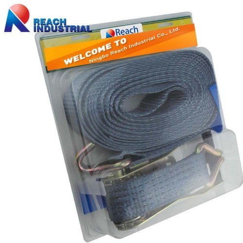 "2"" Blister Package Ratchet Tie Down"