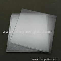 low iron tempered solar glass for solar panel in manufacturer 3.2mm 4mm