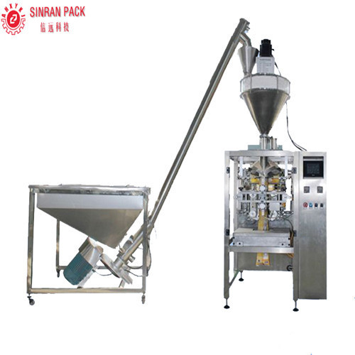 Automatic packing machine for washing powder/milk powder
