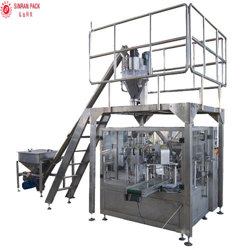 Automatic Rotary Packing Machine for Powder/Flour