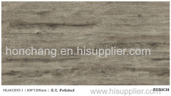 Gres porcellanato polished floor tile wood grain floor tile