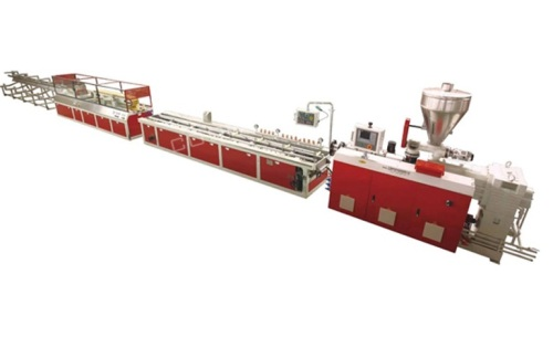 WPC Wall Panel Machine
