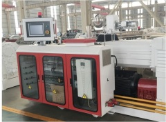 80/156 PVC Hollow Panel Machine