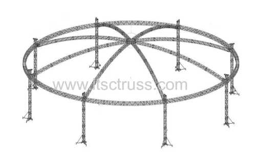 37m Round Truss System for Sale