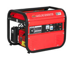 Gasoline generator GX160 CE approval 230V popular types