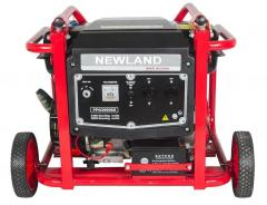 2-3KW SINGLE PHASE GASOLINE GENERATOR