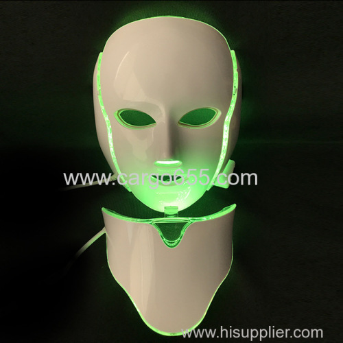 Face and Neck Skin Care LED Photon Therapy Mask