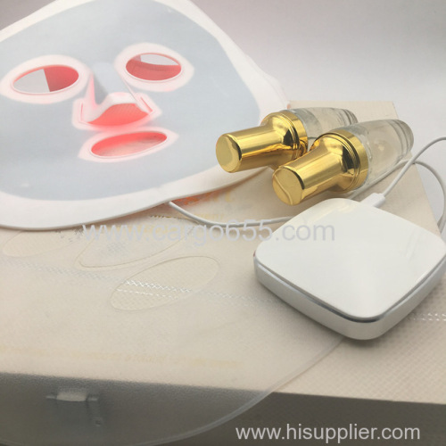 Private label anti aging facial mask OEM device led machine