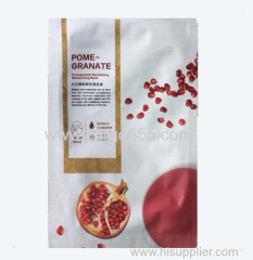 Face Skin Care 100% Natural Cotton Whitening Hydrating Wholesale Facial Mask