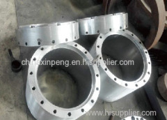 Cylinder Forging China-Forged Sleeves-Rings