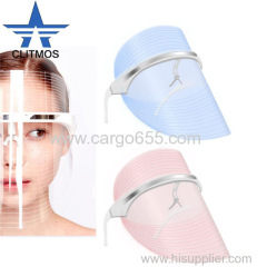 Skin Care Product Colors Light Therapy Skin Lamp Face Led Mask