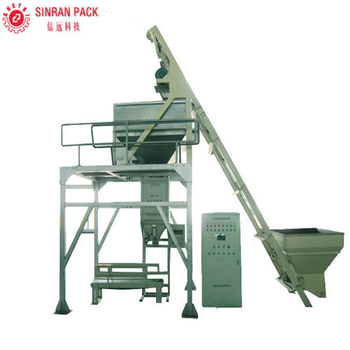 Granule Form Compound Fertilizer Packing Machine