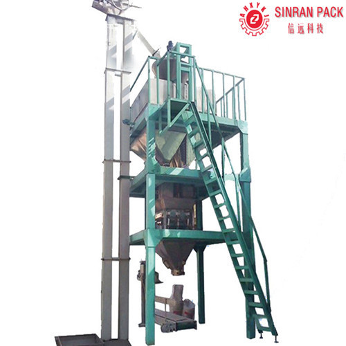 Single Bag Mixing Fertilizer Packing Machine