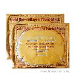 Best pure Skin Care 24K Gold Face Mask Anti-wrinkle Collagen Face Gold Mask