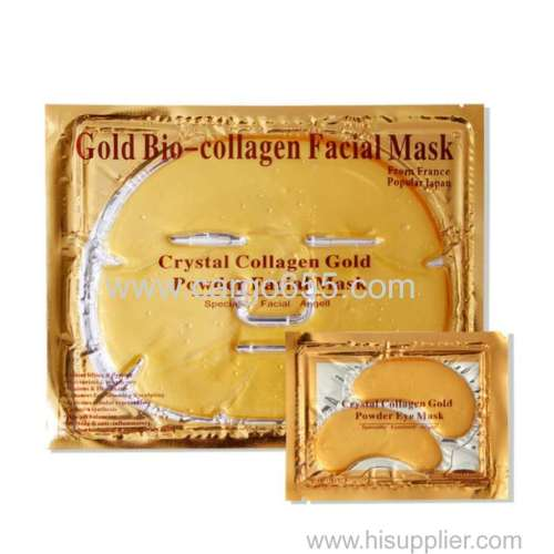 24K Gold Face Mask Anti-wrinkle Collagen Face Gold Mask