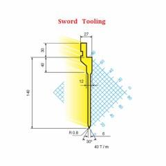 Press Brake Shape Angle Bending Mold