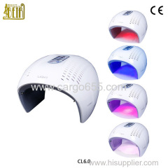 Professional PDT LED light for face care whitening facial mask machine CL6.0