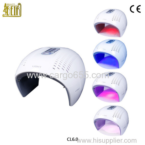 2018 professional PDT LED light for face care whitening facial mask