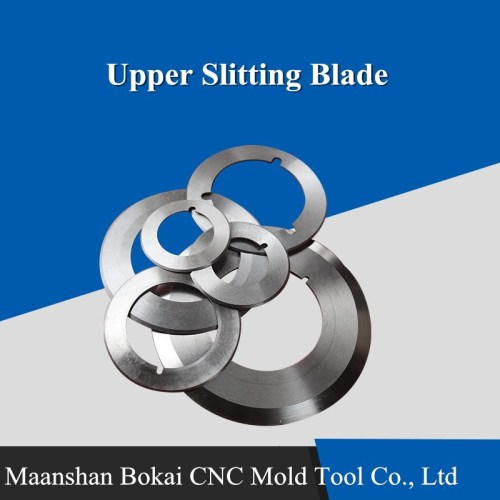 Upper Slitting Blade Knife