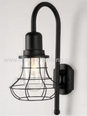 Classic outdoor wall lights