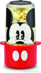 mini popcorn maker without oil and by air for home use