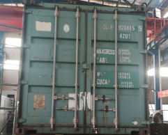To Algeria - WC67K 300T 3200 and QC12k 12X3200 delivery out