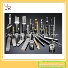 precision die mold parts/ ejector pin /core pin /mold part/ mold components/guide pin/guide bush/cooling connector