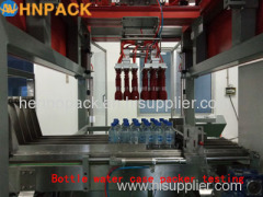 hennopack pick and place type case packer