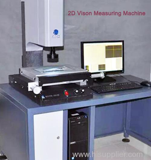 2D Vision Measuring Machine