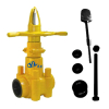 Oteco Model 72 Mud Gate Valve