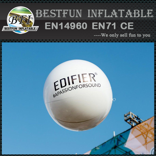 Giant inflatable big beach balloon