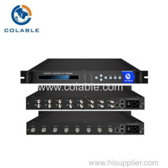 professional DVB-S/S2/-C/-T/ISDB-T/ATSC tuner to ip gateway