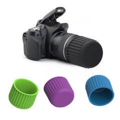 High quality Custom perfect stretches 60Mm to 110Mm universal silicone camera len cover