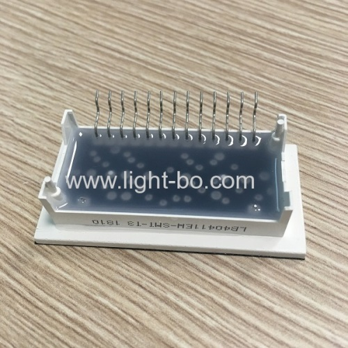 Ultra white custom design 4 Digit Oven timer LED Display with 120℃