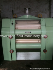 Buhler MDDL250/1000 Model Types Rollermills with 8 Chilled Rolls inside each rollstand